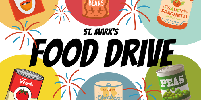St. Mark's Food Drive